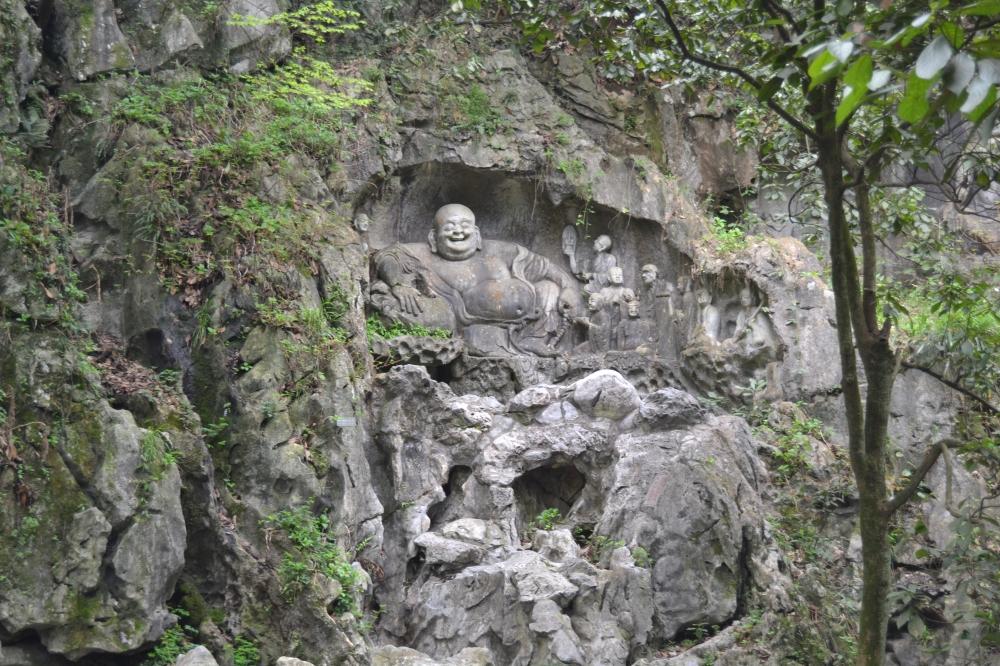 Hangzou, templos budistas
